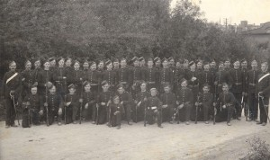 Annual-Inspection-6th-Regiment-The-Duke-of-Connaughts-Own-Rifles-D-Company-May-19-1900-300x178