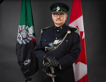 BC Regiment-Farid Rohani